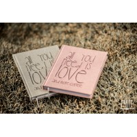 All you need is love-Notebook