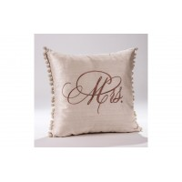"Decorative Pillow ""Mrs"" P.4040.040.0334"