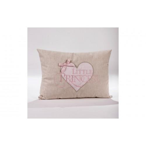 """Decorative Pillow """"Little Princess"""" P.4432.035.371"""