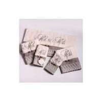 Set of Towels Mr&Mrs T.105.0335