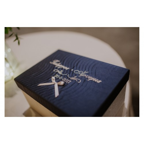 Wedding memorial box