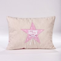 """Decorative pillow """"New baby"""""""